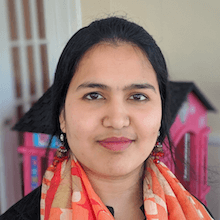 Ms. Mahmuda, home daycare provider